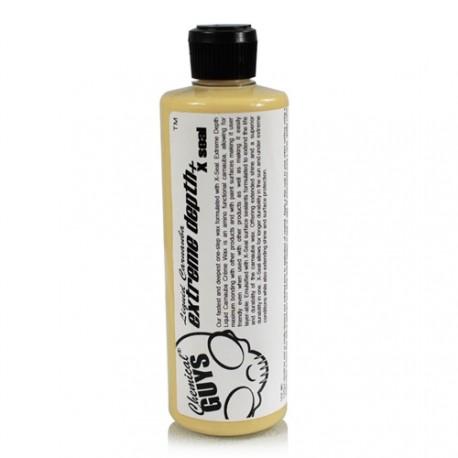 Extreme Depth Liquid Carnauba Creme Wax + X-Seal