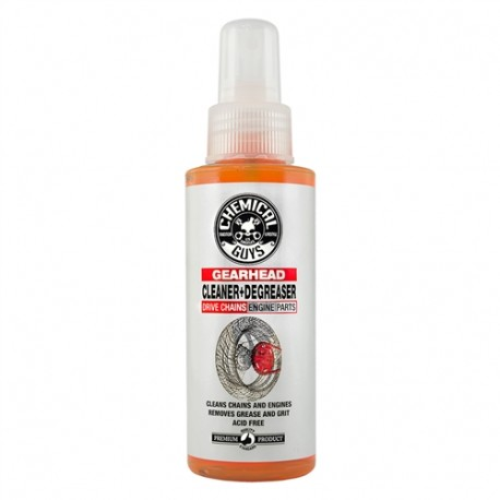 Gearhead Motorcycle Cleaner & Degreaser (4oz)
