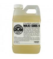 Maxi-Suds II Strawberry Margarita Super Suds Car Wash Shampoo (64oz)
