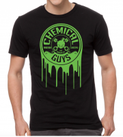 GREEN DRIPPING LOGO SHIRT, SEMA 2016 EDITION
