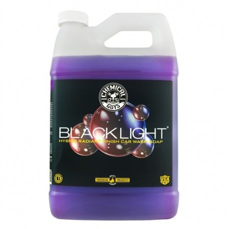 ChemicalGuys - Black Light Hybrid Radiant Finish Car Wash Soap