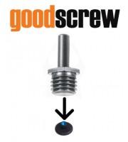 Good Screw Power Drill-univerzální adaptér pro upnutí unašečů z rotační leštičky do vrtačky