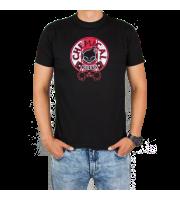 RACING - Pánské Tričko (černé),dámské