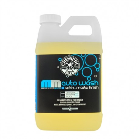 Meticulous Matte Auto Wash 64oz