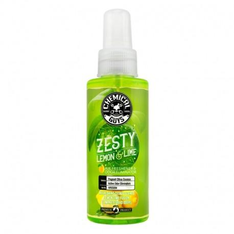 Zesty Lemon and Lime Air Freshener and Odor Eliminator (4oz)