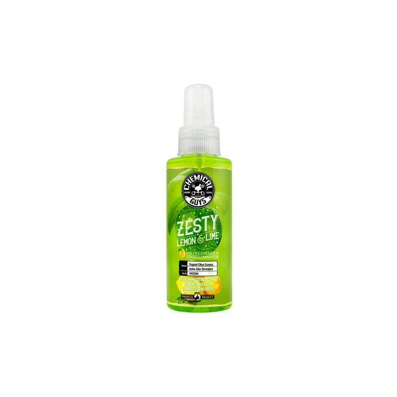 Zesty lemon and lime air freshener and odor eliminator Does cold air eliminate odor