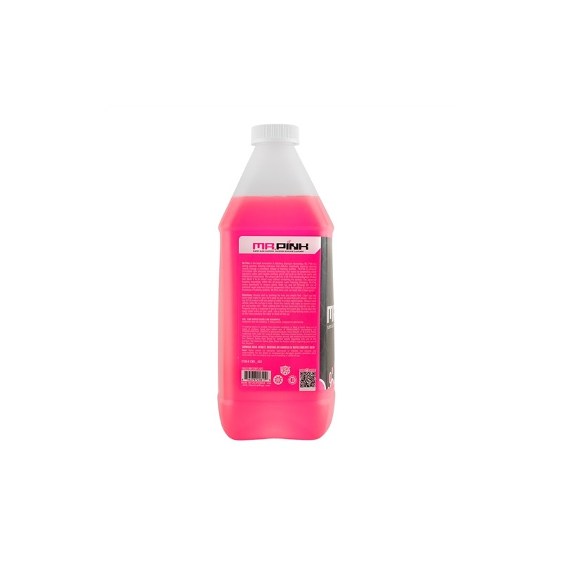 mr pink super suds shampoo 1 gal chemical guys. Black Bedroom Furniture Sets. Home Design Ideas