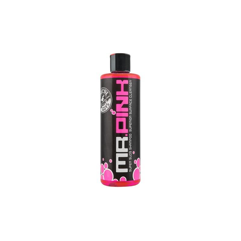 mr pink super suds shampoo 16 oz chemical guys. Black Bedroom Furniture Sets. Home Design Ideas
