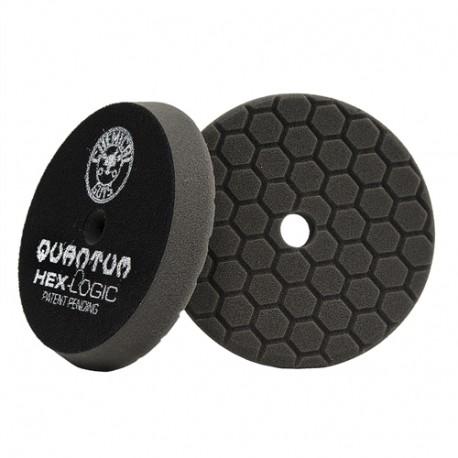 Hex-Logic Quantum Finishing Pad, Black (6.5 Inch / 165 mm)
