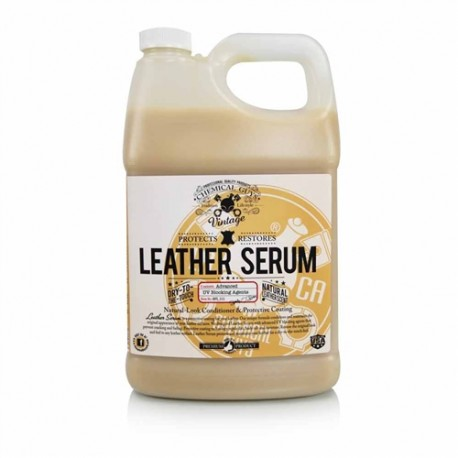 Leather Protectant - Dry-to-the-Touch Serum (1 Gal)