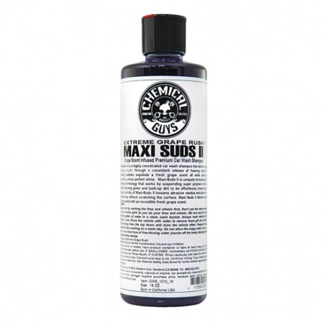 Maxi-Suds II Extreme Grape Rush Super Suds (16 oz)