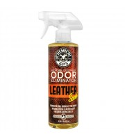 Extreme Offensive Odor Eliminator, Leather Scent (16 oz)