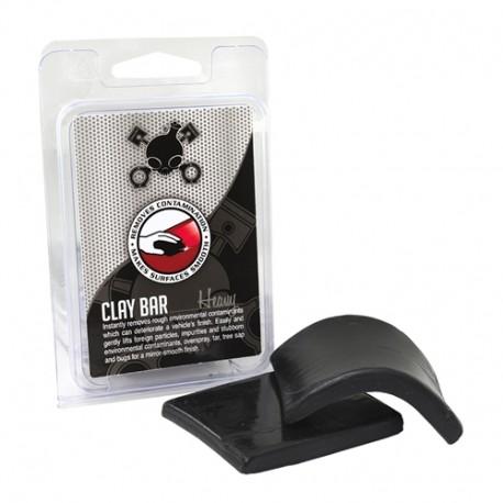 Clay Bar,Black(Heavy)-dekontaminační hmota (plastelína) na silně znečištěný povrch laku (100 g)
