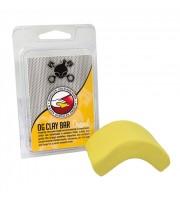 OG Clay Bar,Yellow(Light/Medium)-dekontaminační hmota (plastelína)na mírně či středně znečištěný povrch laku(100 g)
