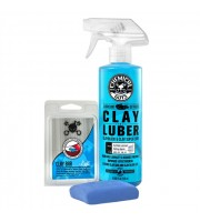 Clay Bar & Luber Synthetic Lubricant Kit, Light Duty