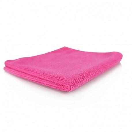 Super Fine Pink-Mikrovláknová utěrka růžová,univerzální-čištění,sušení,leštění,aplikace přípravků