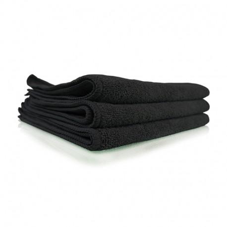 Workhorse Black Professional Grade Microfiber Towel - Mikrovláknová utěrka univerzální černá