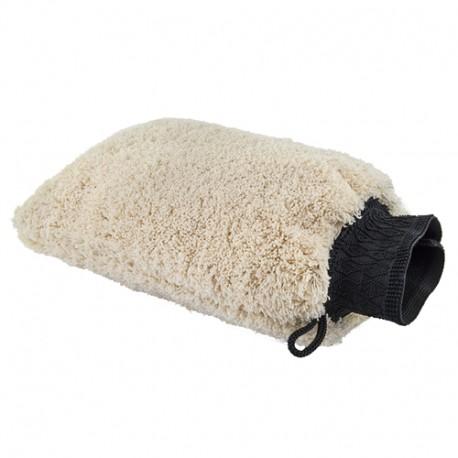 Extra Thick Multi-fiber Microfiber Wash Mitt
