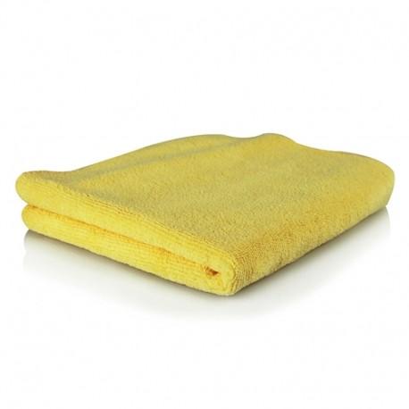 Super Fine Yellow-Mikrovláknová utěrka žlutá,univerzální-čištění,sušení,leštění,aplikace přípravků