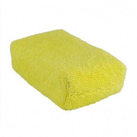 Workhorse Yellow Premium Grade Microfiber Applicator-pro přesné,efektivní nanášení vosků,impregnačních,leštících přípravků