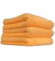 Orange Banger Extra Thick Microfiber Towel 42 x 42 cm