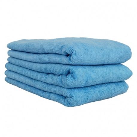ChemicalGuys - Workhorse XL Blue Professional Grade Microfiber Towel, 40 x 60 cm (Windows)