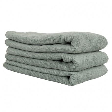Workhorse XL Gray Professional Grade Microfiber Towel, 40 x 60 cm, (Metal)