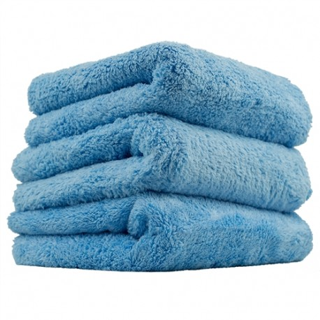 Happy Ending Edgeless Microfiber Towel-Mikrovláknová utěrka modrá-jemné čištění,stírání prachu v inter.+exter.