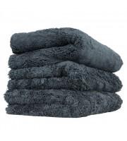 Happy Ending Edgeless Microfiber Towel-Mikrovláknová utěrka černá-jemné čištění,stírání prachu v inter.+exter.