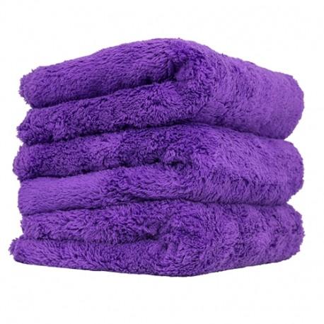 Happy Ending Edgeless Microfiber Towel-Mikrovláknová utěrka fialová-jemné čištění,stírání prachu v inter.+exter.