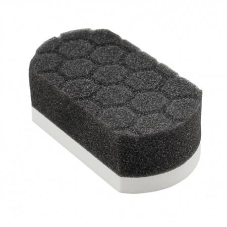 Easy Grip Soft Hex-Logic Applicator Pad,White-aplikátor k nanášení impregnačních přípravků na pneumatiky a plasty