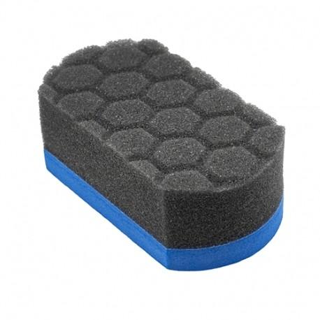 Easy Grip Ultra Soft Hex-Logic Applicator Pad,Blue-aplikátor k nanášení vosků,sealantů a glazur na laky