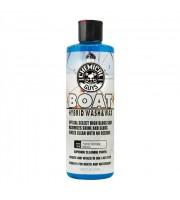 Marine and Boat Hybrid Wash and Wax-hybridní šampon pro lodní povrchy,s karnaubským voskem a impregnací
