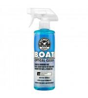 Marine and Boat Optical Clean Glass Cleaner-čistič na čelní,boční skla lodí, světlíky z plexiskla a lexanu