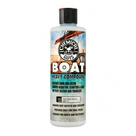 Marine and Boat Heavy Compound-velmi účinná leštící pasta na povrchy všech lodí (470 ml)