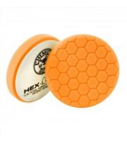 """Oranžový středně brusný kotouč Hex Logic (6.5"""" / 165 mm)"""