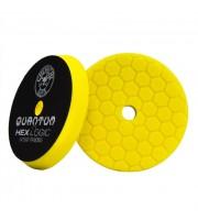 "Žlutý silně brusný kotouč Hex Logic Quantum (6.5"" / 165 mm)"