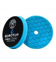 """Modrý jemný finišovací kotouč Hex Logic Quantum (6.5"""" / 165 mm)"""