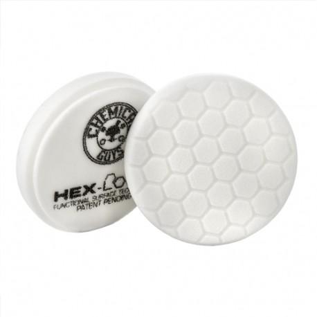 """Bílý středně lešticí kotouč Hex Logic (5.5"""" / 140 mm)"""