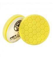 """Žlutý silně brusný kotouč Hex Logic (5.5"""" / 140 mm)"""
