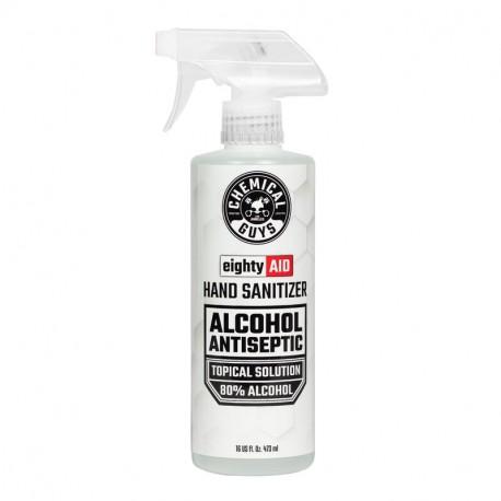 Eighty AID - dezinfekce rukou - Alkohol Antiseptikum 80% anti covid
