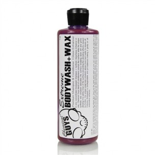 Extreme bodywash 'n' wax (16oz) - šampon s voskem