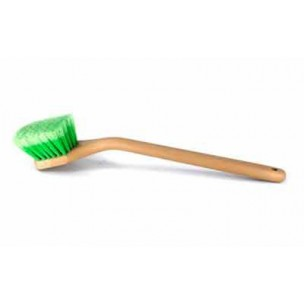 Long Handle Body & Wheel Brush with Flagged-kartáč na čištění podběhů,pneumatik a disků kol
