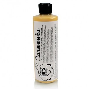 Pure Carnauba Creme Wax (16oz)