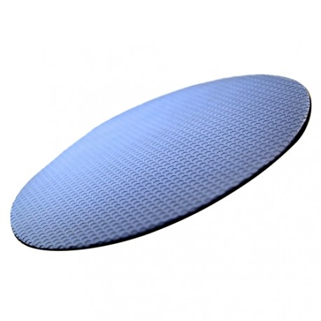 Clay Eraser Disc, Blue (Fine) - 150 mm
