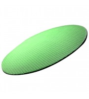 Clay Eraser Disc, Green (Super Fine) - 150 mm