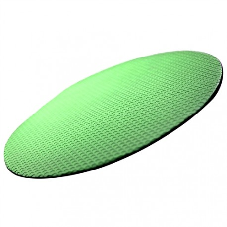 Clay Eraser Disc, Green (Super Fine) - 150 mm