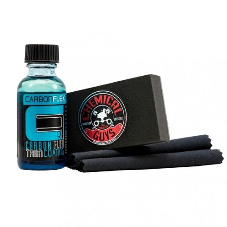 Carbon Flex C9 Trim Coating Kit (4 Items)