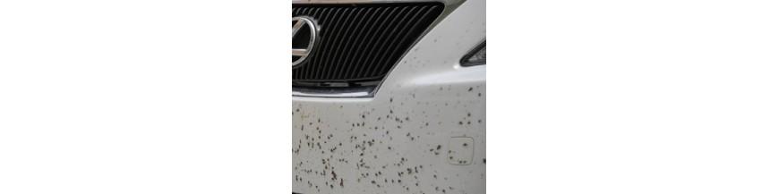 Odstraňovače hmyzu a asfaltu