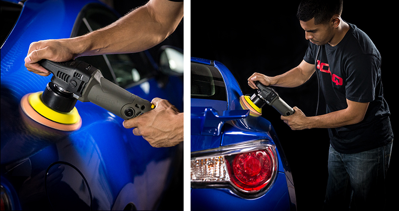 TORQX Random Orbital Polisher - Best Entry Level Polisher